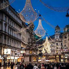 Vienna via travel+leisure on Facebook