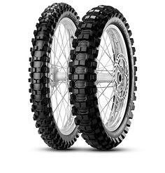 Pirelli SCORPION MX EXTRA X Tires. *Optimal Choice for All Terrain*