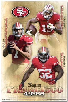 49ers - Team 13 Poster