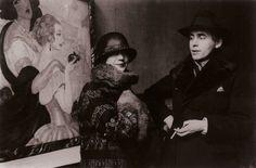 awesome The gorgeous lesbian erotica of Gerda Wegener | Dangerous Minds