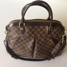 Tip: Louis Vuitton Handbag (Dark Brown)
