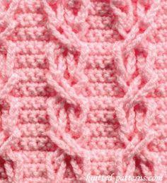 Crochet Stitch …