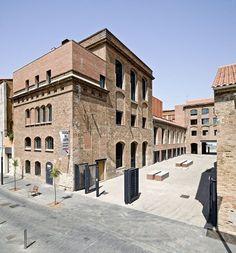 NonConventional Housing Units, Barcelona, 2009 - Garcés - De Seta - Bonet Arquitectes
