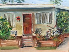 Marilyn Froggatt - Work Detail: West on Seville Street