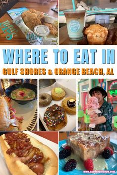 Where to eat in Orange Beach & Gulf Shores - 10 Fun Spots - Sand and Snow Alabama Gulf Coast Zoo, Gulf Shores Alabama, Orange Beach Alabama, Sweet Home Alabama, Greens Restaurant, Seafood Restaurant, Food Places, Places To Eat, Louisiana