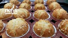 Ustasından Sade Muffin