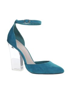 Ugh, can't control my love for lucite - it is seriously out of control.  ASOS.