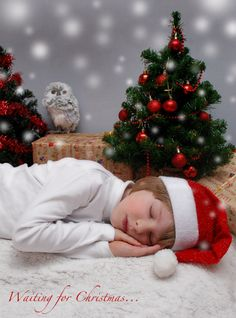 #christmas #child #sweet