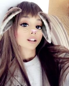 """1,403 Likes, 9 Comments - Ariana Grande Updates (@arianagrandeupdatesx) on Instagram: """"March 10: Ariana via Snapchat ♡"""""""