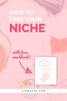 How to find your niche when you're not sure how to get more specific about your industry. Go from job description to niche in no time! Business Entrepreneur, Business Marketing, Business Tips, Online Business, Business Travel, Thing 1, Blogger Tips, Blogging For Beginners, Starting A Business