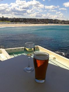 Bondi Beach, Sydney, Australia: http://www.ytravelblog.com/things-to-do-in-sydney-2/