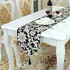Top-grade table runners • fabric as new arrivals, table clothing and ̿̿̿(•̪ ) tea table clothing for wedding banquet 33cm x 210cmTop-grade table runners fabric as new arrivals, table clothing and tea table clothing for wedding banquet 33cm x 210cm http://wappgame.com