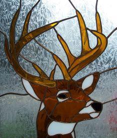 Vitrail Deer/Buck                                                                                                                                                     Plus