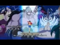 One Piece Official Theme Song 18 - Hard Knock Days (April'15) - Generations from Exile Tribe