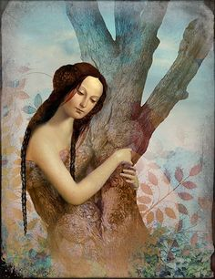 Catrin Welz-Stein..the imagery art this woman paints is outstanding....the colors just blend into the scene and melt your heart...