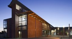 Michele Sandilands Architects # Unisa Parow