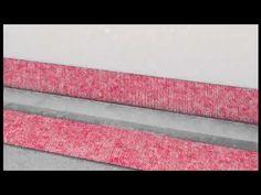BAUHAUS TV - Montage einer Duschrinne - YouTube