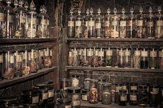 harry potter ride forbidden journey dark arts classroom - Google Search                                                                                                                                                                                 More