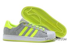 designer fashion e7c6d e09b1 365-day Return Jersey Shell Gray Green Shoes Adidas Superstar II For  Traveller Superior Materials Mens Super Specials TopDeals, Price   78.67 - Adidas  Shoes ...