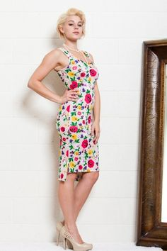 KINGDOM B. > Print Dresses > #FW4000 − LAShowroom.com