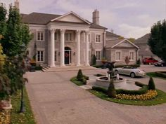 Regina George's house on mean girls