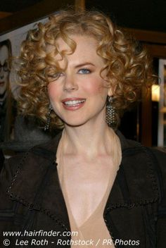 nice Idée coupe courte : curly short hair...