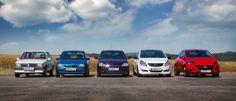 5 générations d'Opel Corsa ! Venez essayer gratuitement l'Opel Corsa D près de chez vous >> http://www.mavoitureparinternet.com/essai-automobile/index_site.php?sourceref=wnSAR