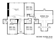 House Plan 1424 - Th