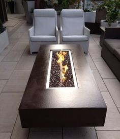 Fire Table | Spring Line Designs