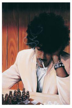 Love Irish Music - Phil Lynott (by Jim Fitzpatrick) Beer Magazine, Jim Fitzpatrick, Vinyl Record Art, Vinyl Art, Thin Lizzy, Music Pics, Vintage Art Prints, Man Images, Important People