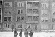1956: Burg. van Leeuwenlaan