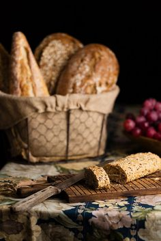 Bread by Raquel Carmona