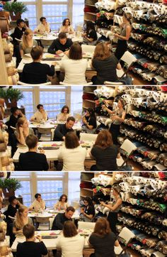 Warp x Weft:Textile 101 on June 12, 2014. Learn more about our ongoing workshops.