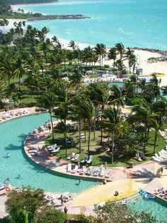 Freeport, Bahamas - Grand Lucayan Resort