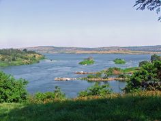 Source Of The Nile Jinja Uganda.  I will be here soon!!!!