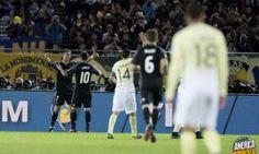 América 0-2 Real Madrid Semi Mundial de Clubes