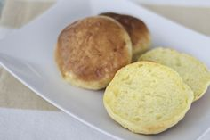 Pão Fit - 3 Ingredientes - Pam*B