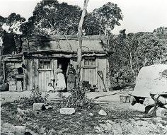 Old Bark hut, Lithgow