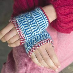 10 things you never knew about twined knitting - part 2 | The Knitter