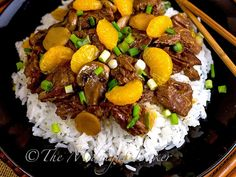 Looking for Fast & Easy Asian Recipes, Beef Recipes, Main Dish Recipes! Recipechart has over free recipes for you to browse. Find more recipes like Ginger Beef with Mandarin Oranges. Slow Cooker Beef, Slow Cooker Recipes, Crockpot Recipes, Cooking Recipes, Slow Cooking, Cooking Stuff, Budget Recipes, Kitchen Recipes, Orange Recipes