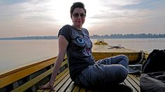 The Mekong River with Sue Perkins - I've sailed down the Mekong too, and visited many of the places in this series... and cried too.