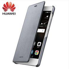 Huawei-P9-Lite-Case-Original-Smart-Dormant-Flip-Phone-Case-100-Original-Cover