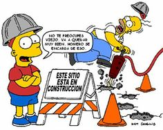 Bart Simpson sex karikatyrer heta brudar Porno
