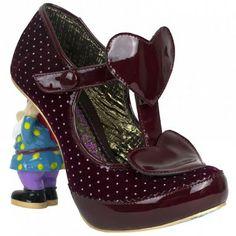 Domestic Sluttery: Cute or Creepy? Irregular Choice Chuckles Shoes