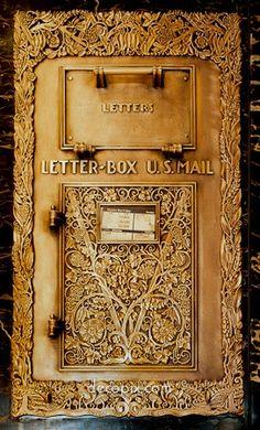 Mailbox, Exchange Bldg., Seattle, Washington