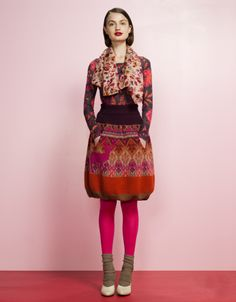 Oilily! My favourite clothing line! Loving this look!!