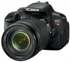 Canon T4i - with auto focus video! sweet