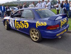 The original and best Subaru Impreza