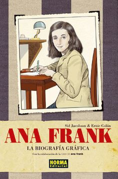 NOVEMBRE-2014. Sid Jacobson. Ana Frank.La biografía gráfica. C JAC