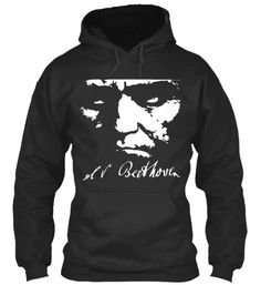 Beethoven's Stare (Hoodie)
